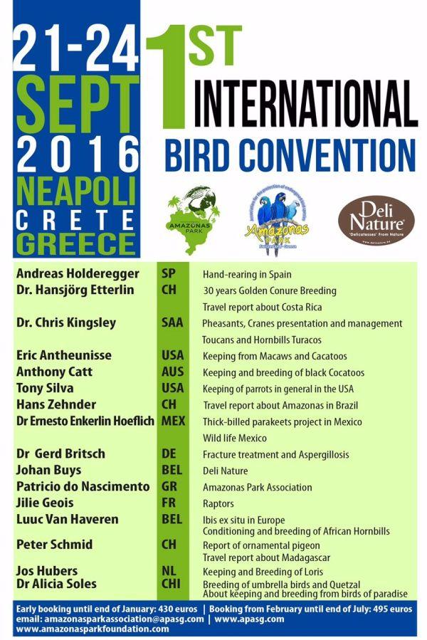 Locandina evento per Creta